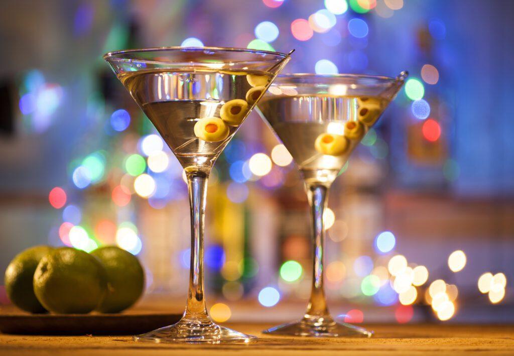 Photo of martinis