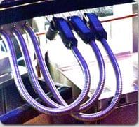 Photo of Easybar gun dispensing station