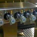 """Photo of Easybar """"Easydraft"""" beer metering system"""