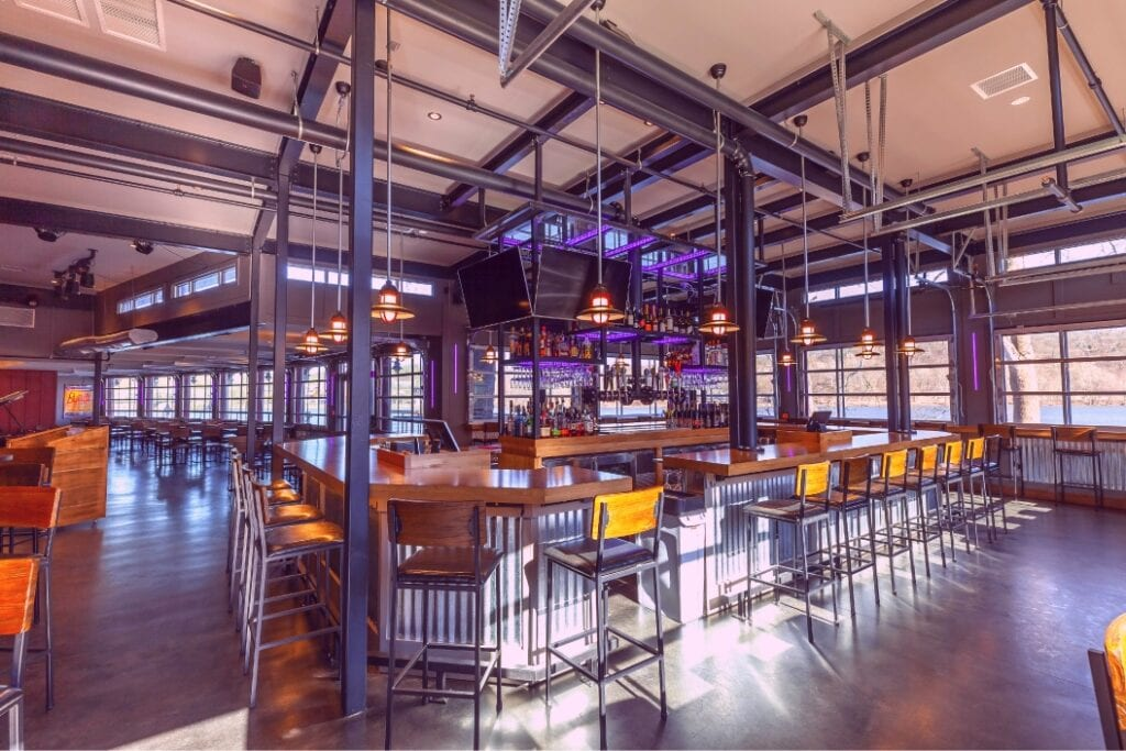 Bar design and complete architectural plans for hotels casinos and restaurants