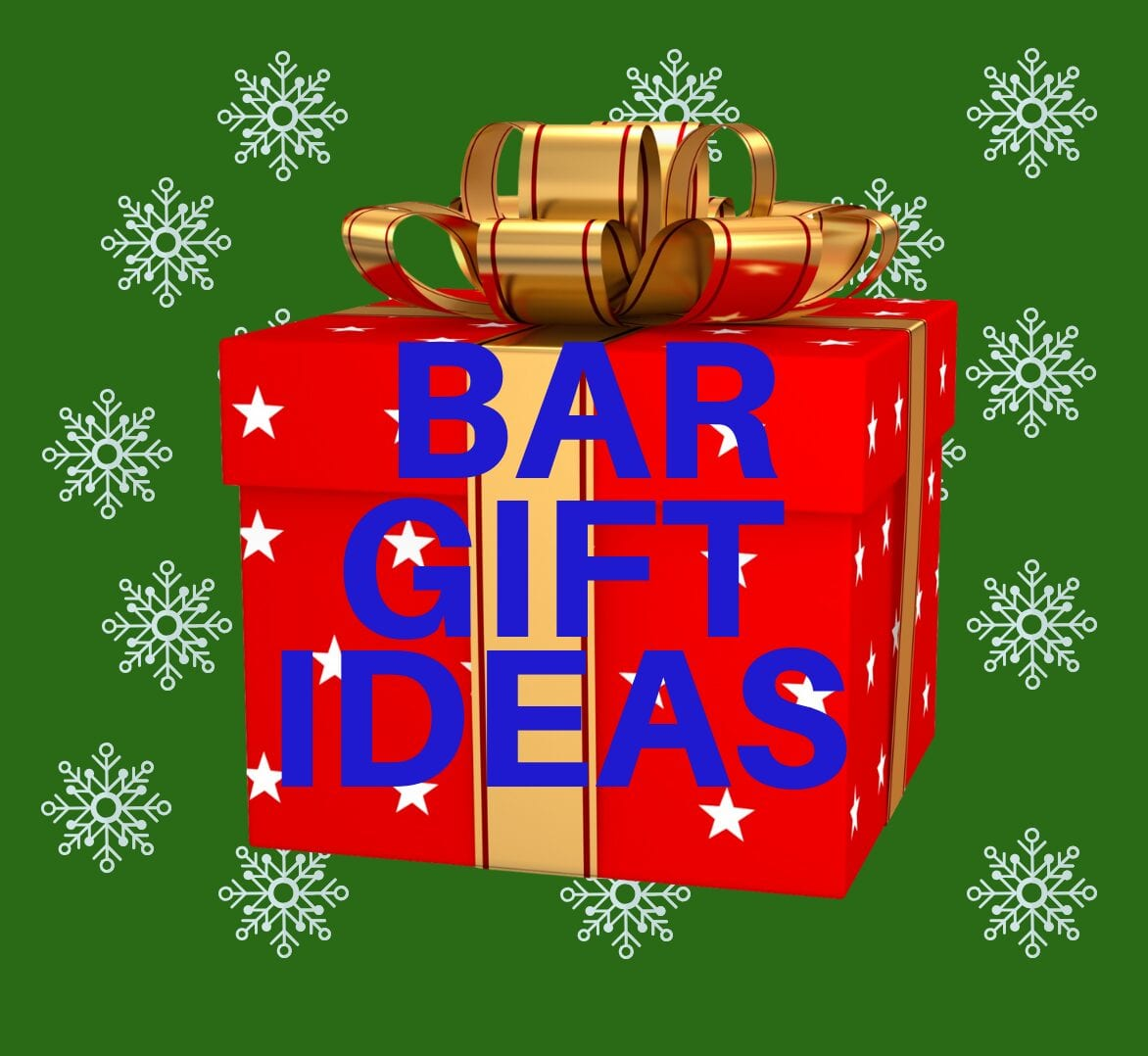 Cool bar gift ideas