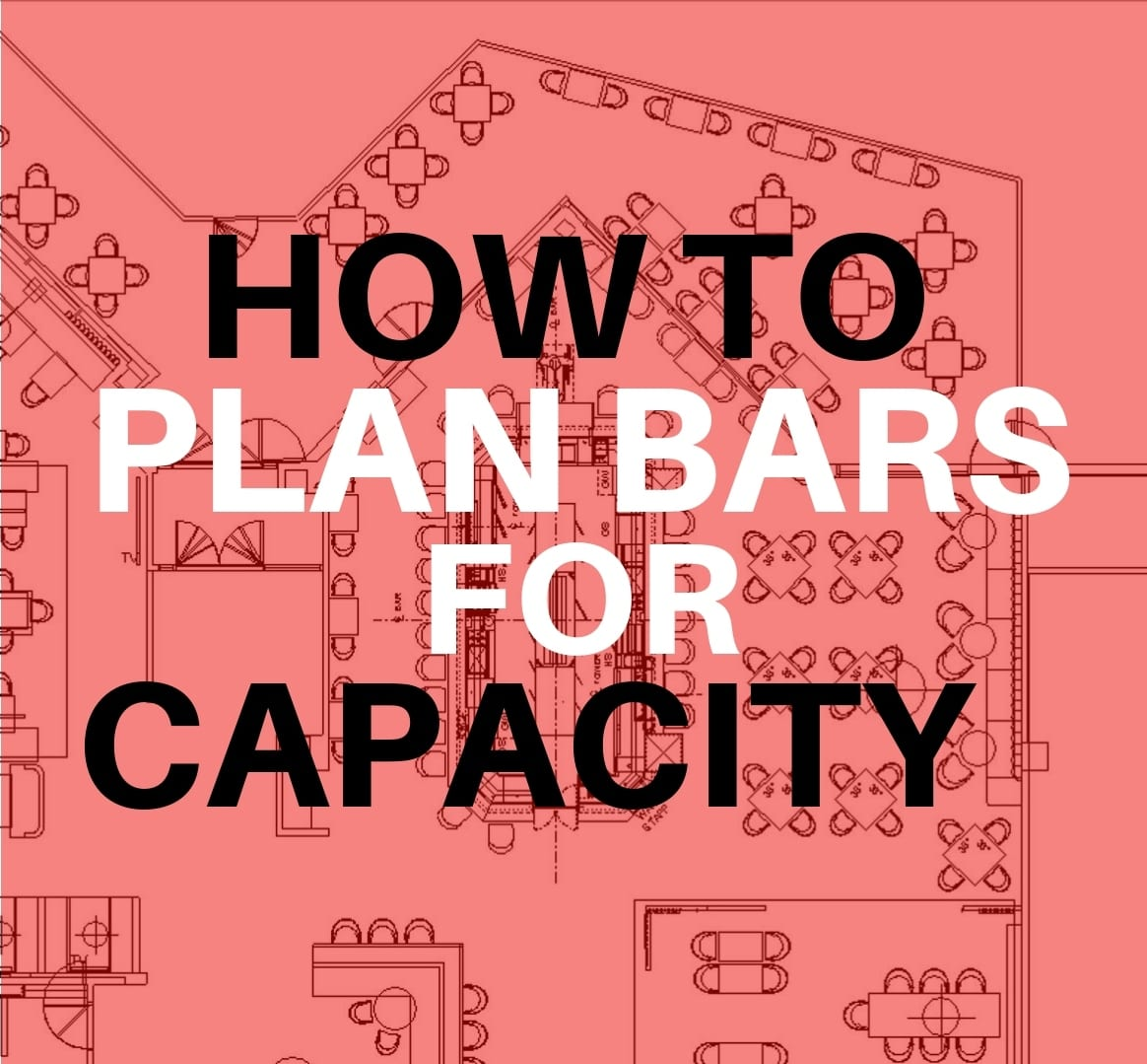 How to plan bars for capacity