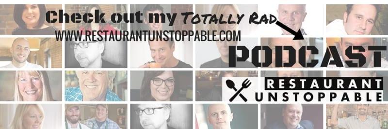 Restaurant Unstoppable podcast with Cabaret Design Group president Rick Uzubell