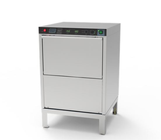 Photo of Moyer Diebel DF automatic rotary glasswasher, one of the most popular for bars